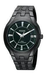 Pulsar Dress Sport Ion-plated Mens watch #PXHA27