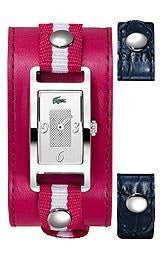 Lacoste Sportswear Collection Inspiration Silver Dial Womens watch #2000313