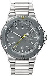 Lacoste Sport Collection Grey Dial Mens Watch #2010553