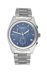 Kenneth Cole Mens Dress Chronograph Blue Dial watch #KC4260