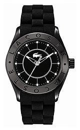 Lacoste Club Collection Black Dial Womens Watch #2000673