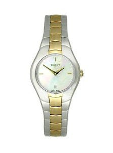Tissot T-Round Quartz Stainless Steel Womens watch #T096.009.22.111.00