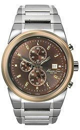 Kenneth Cole New York Chronograph Two-Tone Mens watch #KC3850