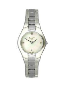 Tissot T-Round Quartz Stainless Steel Womens watch #T096.009.11.116.00