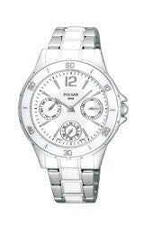 Pulsar Dress Sport Multifunction Womens watch #PP6021