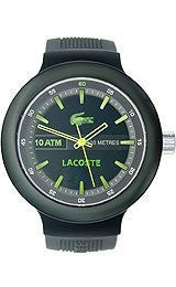 Lacoste Borneo Silicone - Black Mens watch #2010656