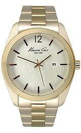 Kenneth Cole New York Dress Bracelet Mens watch #KC9095