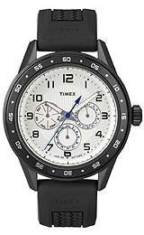 Timex Sport Multifunction Silicone Strap Mens watch #T2P044