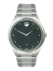 Movado Celo Stainless Steel Mens watch #0606839