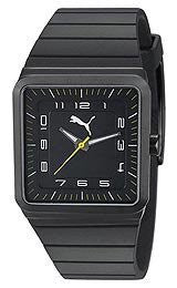 Puma Destination Black Analog Mens watch #PU102511005