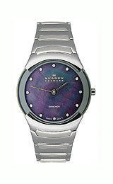 Skagen Womens Skagen Swiss watch #582SSXDD