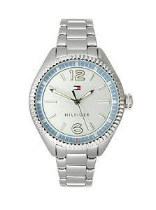 Tommy Hilfiger Blue Detail Bracelet Womens watch #1781519
