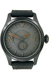 Toy Watch Aviator Black Mens watch #TTF09BK