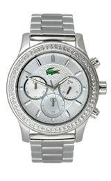 Lacoste Charlotte Chronograph Stainless Steel Womens watch #2000833