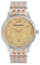 Tommy Bahama Two-Hand Stainless Steel Mens watch #TB3049