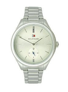 Tommy Hilfiger Sub-Seconds Stainless Steel Womens watch #1781576