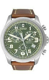 Victorinox Swiss Army Mens Infantry Vintage Chrono watch #241287