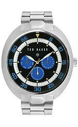 Ted Baker Multifunction Stainless Steel Mens Watch #TE3046