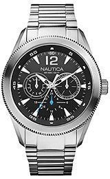 Nautica NCS 650 Steel Bracelet Mens watch #N17600G