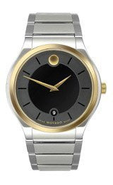 Movado Quadro Bracelet Collection Black Dial Womens Watch #0606480
