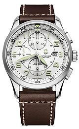 Victorinox Swiss Army AirBoss Mechanical Chronograph Mens watch #241598