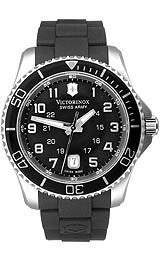 Victorinox Swiss Army Maverick GS Black Dial Mens Watch #241435