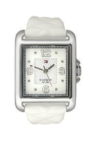 Tommy Hilfiger Synthetic White Dial Womens Watch #1781242