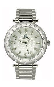 JLO Three-Hand Bracelet Womens watch #JL/2713SVSB