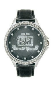 JLO Three-Hand Leather - Black Womens watch #JL/2621BKBK