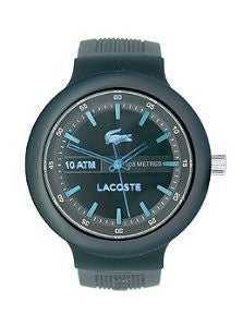 Lacoste Borneo Silicone - Black Mens watch #2010719