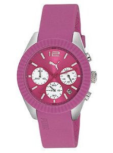 Puma Grip Chrono - S Pink Womens watch #PU102812003