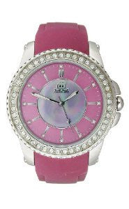 JLO Three-Hand Silicone - Purple Womens watch #JL/2707PMMG