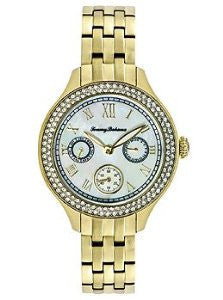 Tommy Bahama Multifunction Stainless Steel - Gold-Tone Womens watch #TB4064/10018332