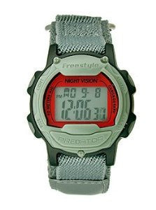 Freestyle Predator Grey/Black Digital Unisex watch #102166/10006442