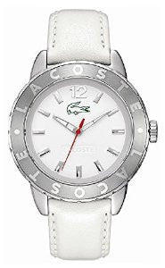 Lacoste Club Collection White Dial Womens Watch #2000667