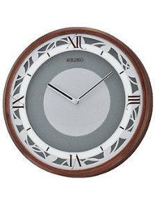 Seiko Clocks Gina Emotional Display Wall clock #QXS004BRH