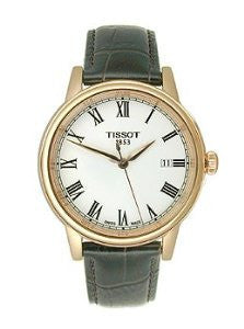 Tissot Carson Quartz Brown Leather Mens watch #T085.410.36.013.00
