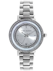 Ted Baker Three-Hand Stainless Steel Womens watch #TE4106