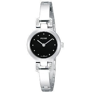 Pulsar Two-Hand Stainless Steel Womens watch #PRW003X