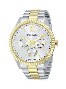 Pulsar Multifunction Stainless Steel - Two-Tone Womens watch #PP6142