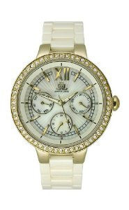 JLO Multifunction Ceramic - Ivory Womens watch #JL/2702IMIV
