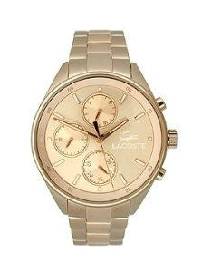 Lacoste Philadelphia Multifunction Rose Stainless Steel Womens watch #2000867