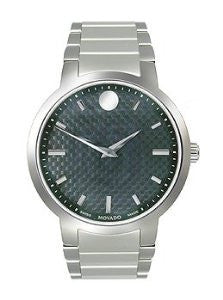 Movado Gravity 42mm Stainless Steel Mens watch #0606838