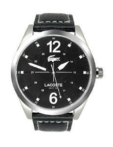 Lacoste Montreal Leather - Black Mens watch #2010695