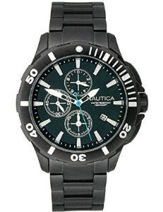 Nautica BFD 101 Chronograph Mens watch #N23536G