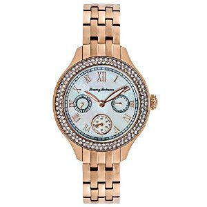 Tommy Bahama Waikiki Dream Rose Gold-Tone Stainless Steel Womens watch #TB4068
