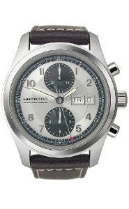 Hamilton Khaki Automatic Silver Dial Mens watch #H71566553