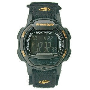 Freestyle Predator Orange/Black Digital Unisex watch #10017013