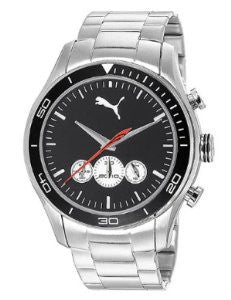 Puma Active - Chrono Steel Mens watch #PU102581004
