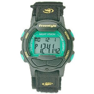 Freestyle Predator Green/Black Digital Unisex watch #10019180